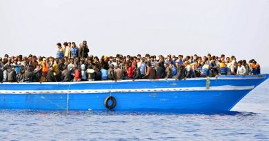Greedily exploited by people smugglers, many people are willing to risk their lives to come to Europe