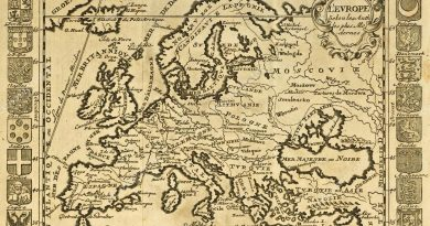 Europeanism - The rise of a European Patriotism and a European Identity