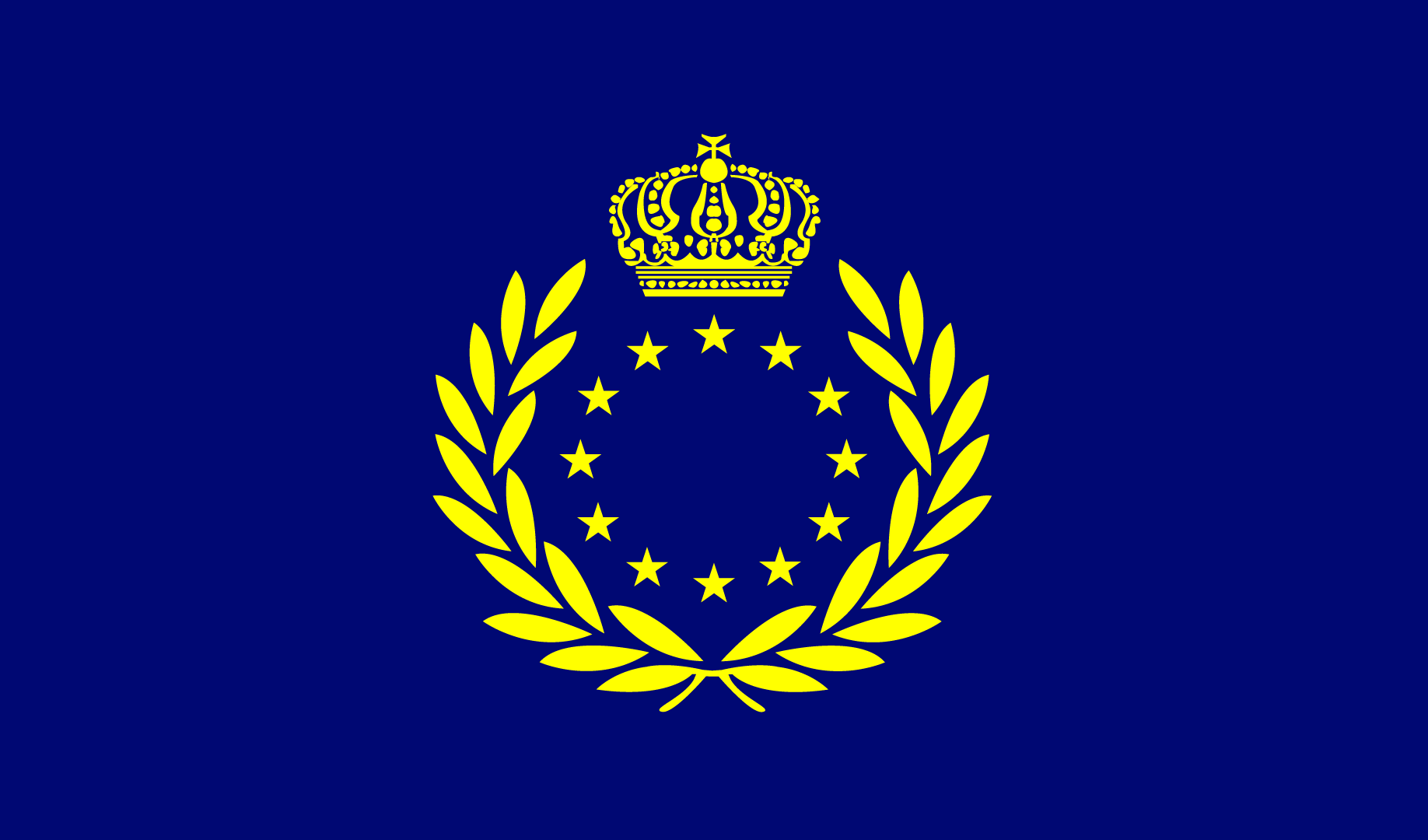 The Pan-European Movement Insignia: the Greater Twelve Stars of a United Europe